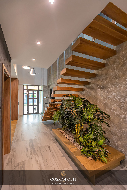 Proiect design interior Cosmopolit