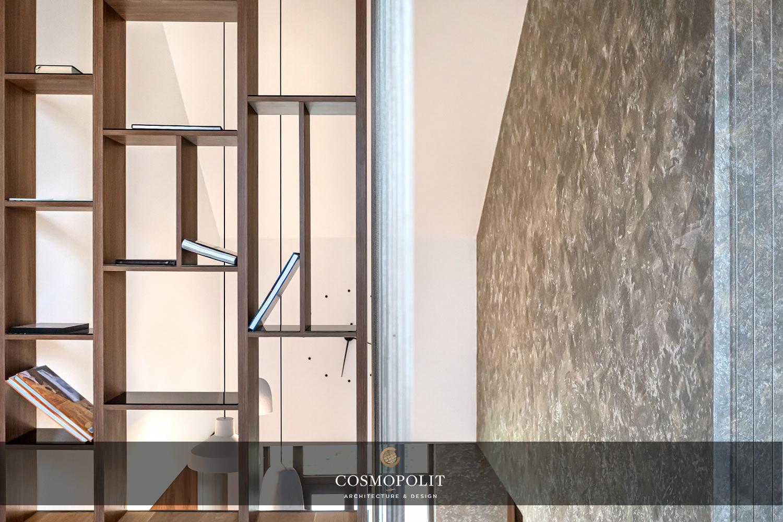 Proiect design interior apartament Cosmopolit